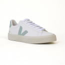 Baskets campo chromefree white/matcha Veja